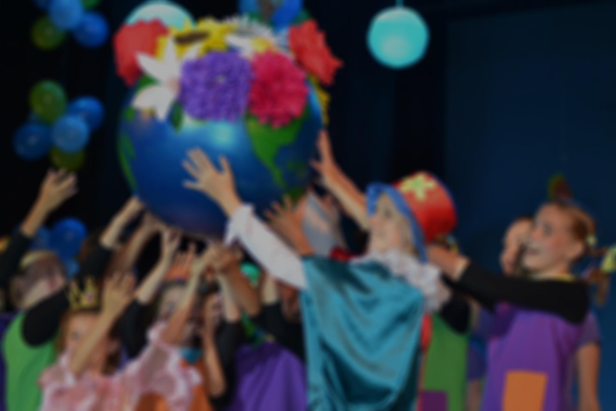 The World in Children's Hands